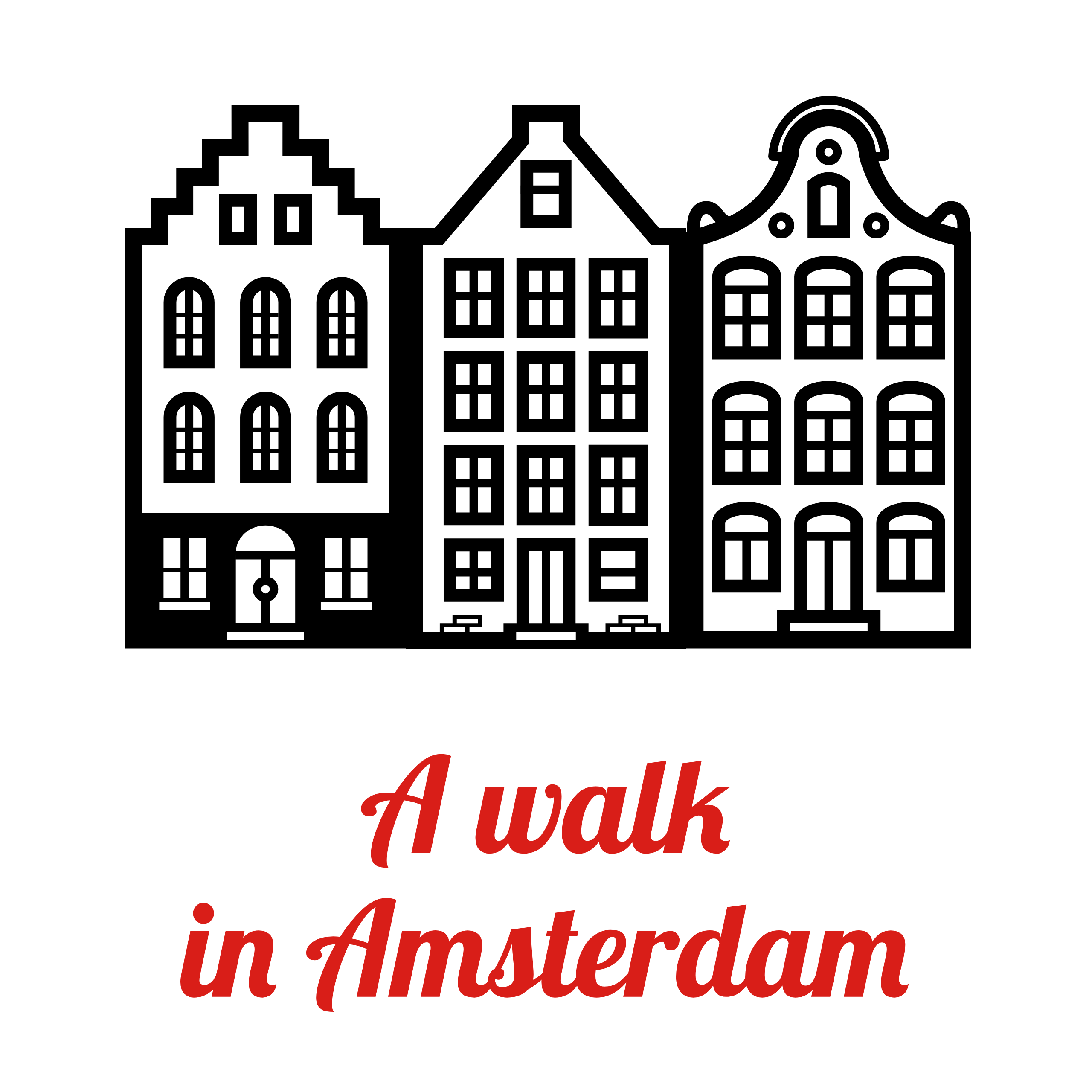 A walk in Amsterdam
