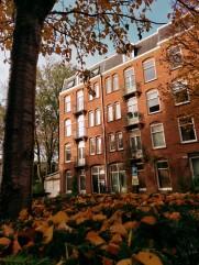 Barrio en Ámsterdam