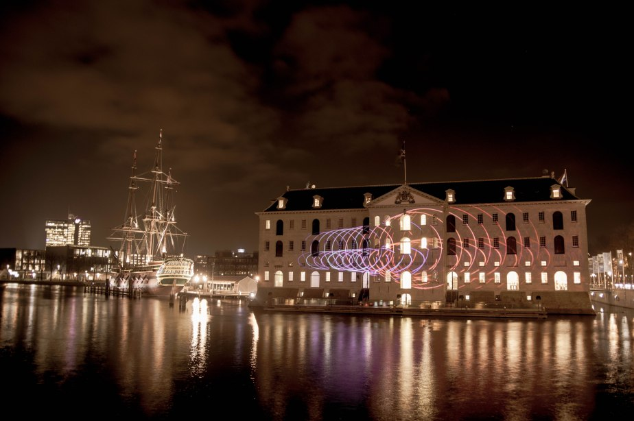 Amsterdam Light Festival 2019